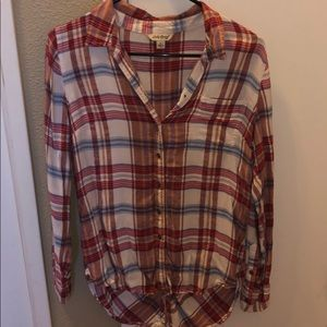 Luck Brand Flannel